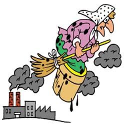 картинки дым для детей